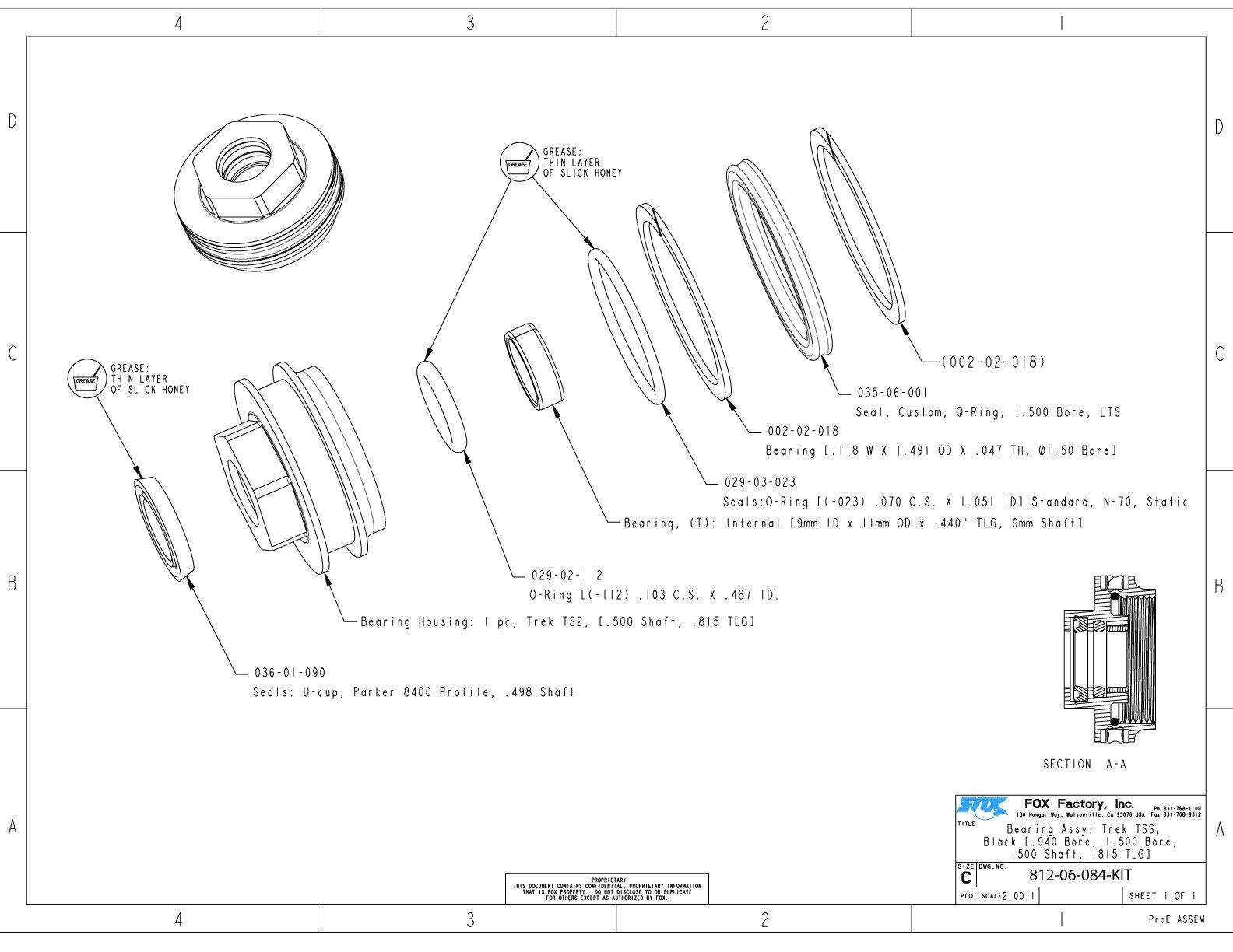 Q Connect Drawing Hangers Trek Shocks Bike Help Center Fox