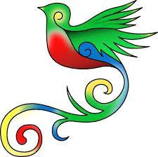 dibujos del ave el quetzal buscar con google puerto quetzal oaxaca art journal