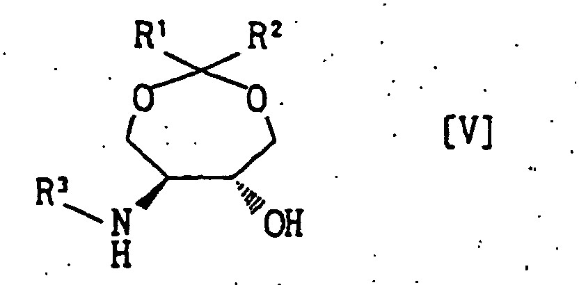 wherein r 1 r 2 and r 3 are as defined above or an enantiomer thereof and removing a substituent on an amino group of this compound to make the