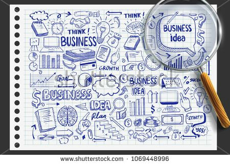 business work doodles doodle art illustration vector handlettering drawing cartoon icon