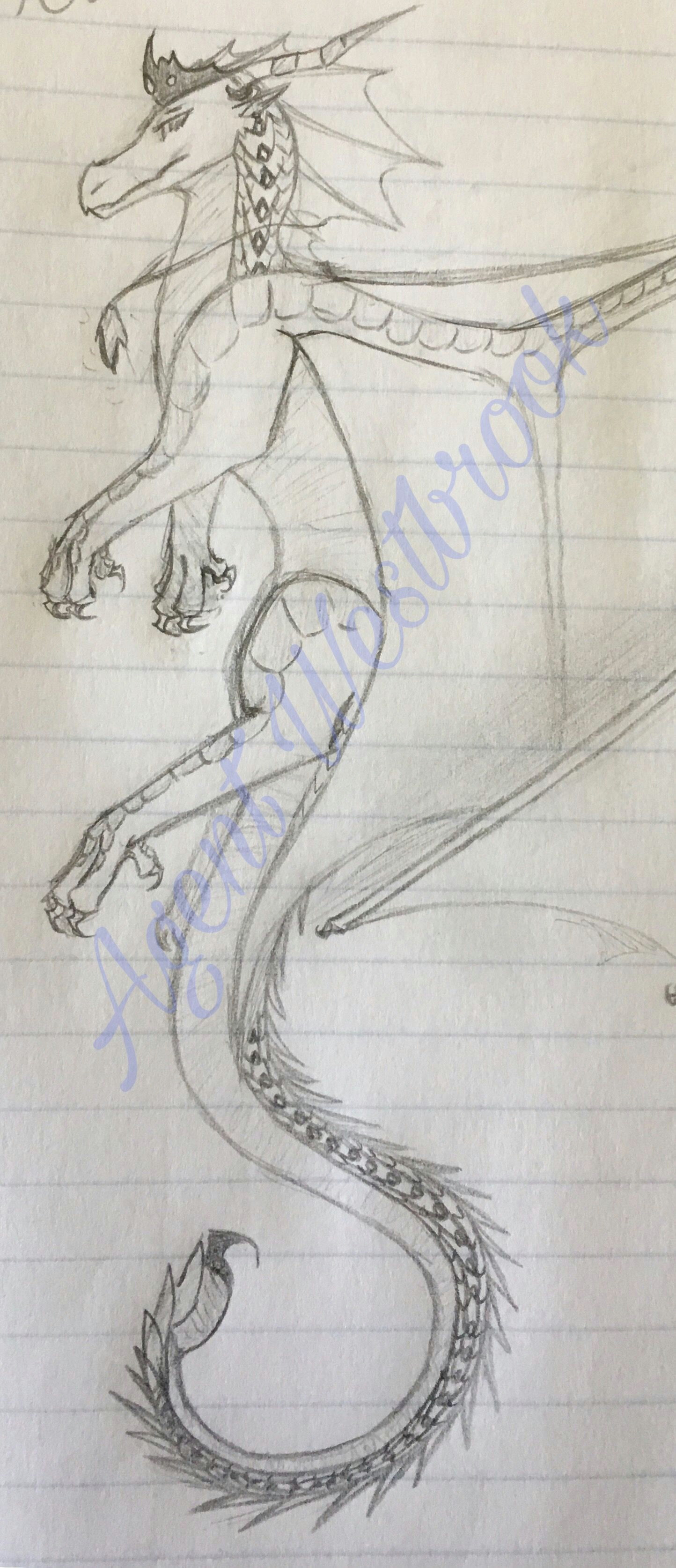 queen supernova of the spacewings for the drawing contest i m really proud of this i haven t drawn a full body dragon in ages