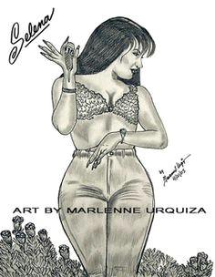 selena quintanilla drawings selena quintanilla pencil portraits