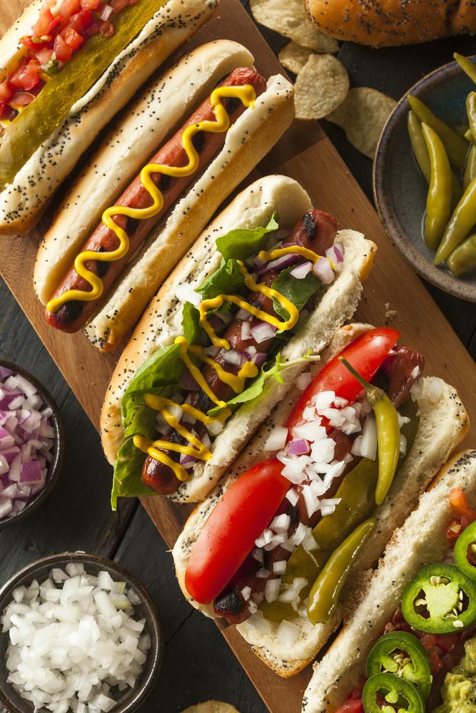hot dogs shareshareshareshareshare