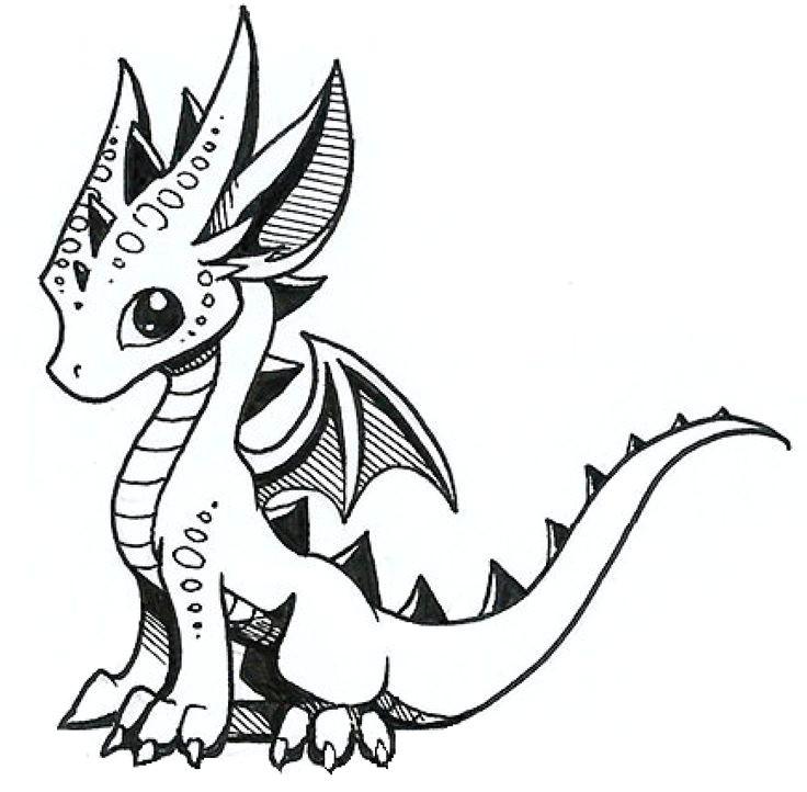 drawing dragon dragon art drawings