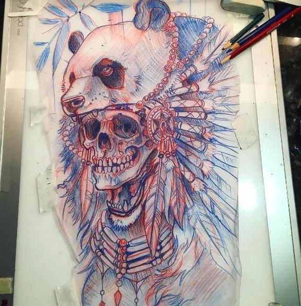 amazing sketches works by artists derek turcotte instagram com drkturcotte very art net