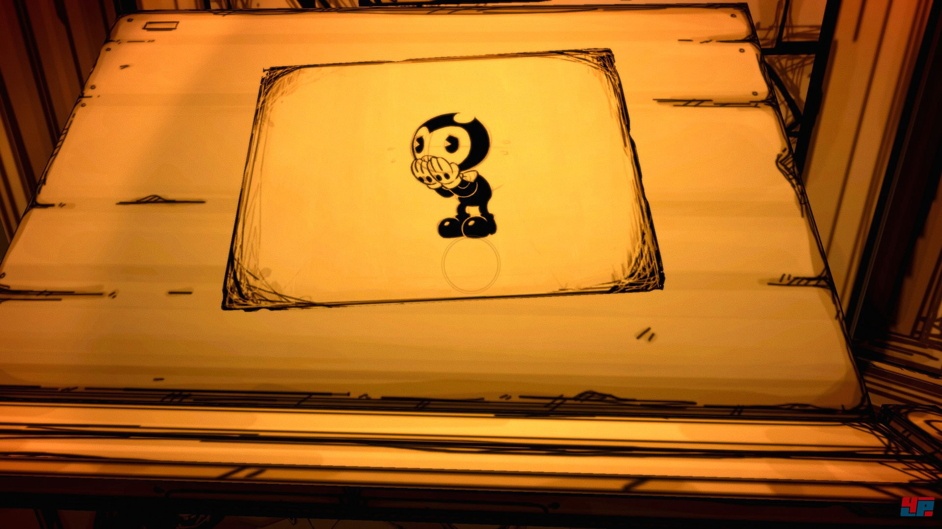 screenshot bendy and the ink machine ps4 92578656
