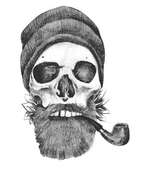 3b0dedd360fc2a61da23e03f1491d3e6 skull illustration beautiful tattoos jpg
