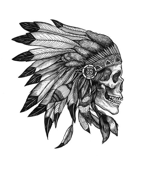 indian skull and feathers image design from the collection of native american designs this design is a free image download we hope you enjoy using our
