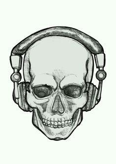 cool skull drawings skull sketch skeleton drawings tattoo design drawings skeleton art