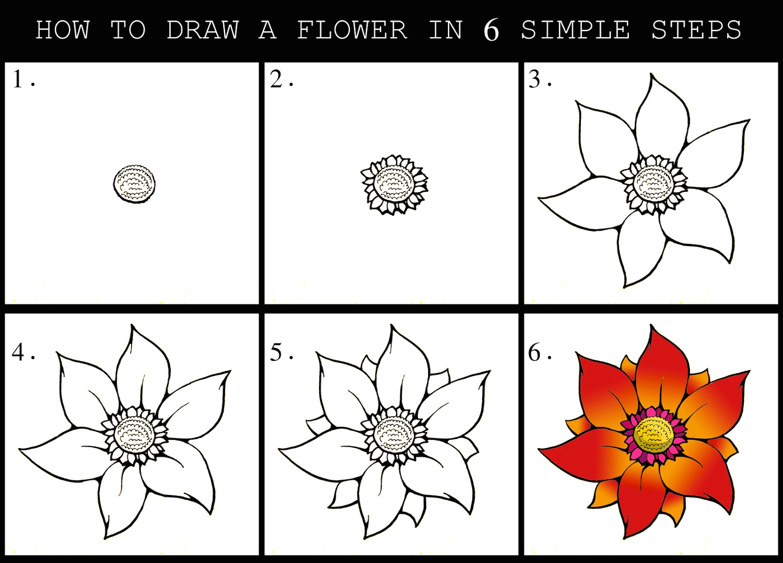 how to draw a flower2 jpg