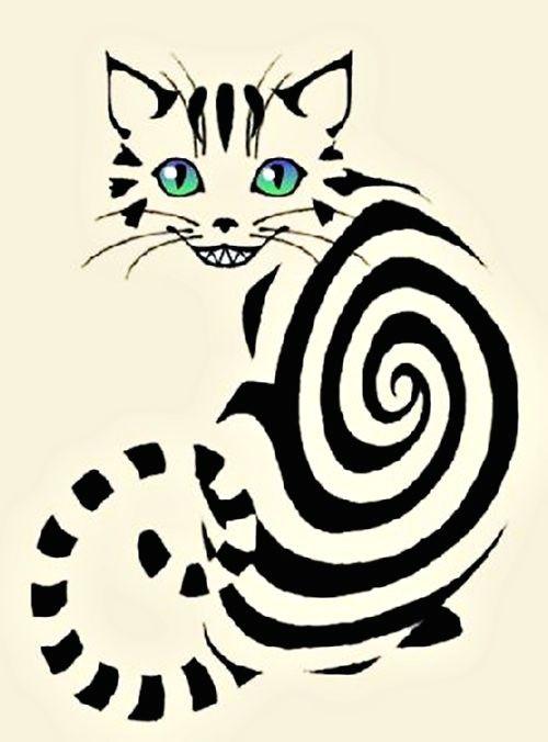 cheshire cat drawing cheshire cat smile cheshire cat tattoo zentangle fun