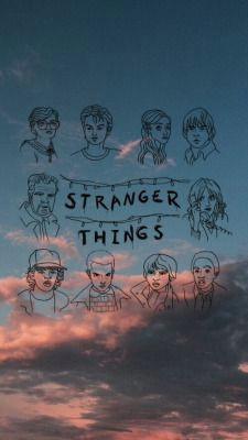 stranger things wallpaper tumblr