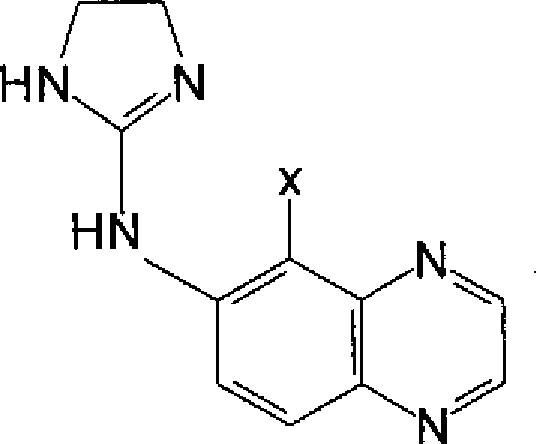 Tec 9 Drawing De69636012t3 Verwendung Von 2 Imidazolin 2 Yl Amino Quinoxalinen