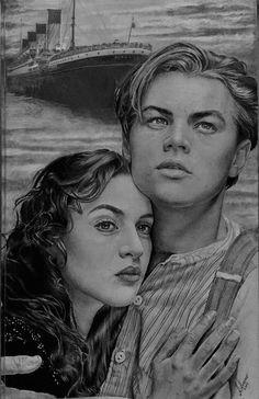 o titanic jack e rose