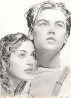 rose and jack drawing titanic fan art 10400857 fanpop fanclubs rose drawings