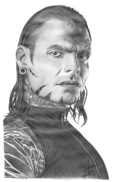 randy orton recent look pencil drawing this also took 4 5 hours of hard