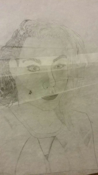 can t wait to finally finish the drawing of canistay haz and trulymadlysydney meeting harry styles basic outline is already done and i m almost finished
