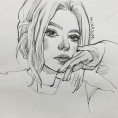 3 991 me gusta 27 comentarios minarim en instagram daily drawing