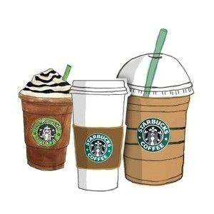starbucks coffee drawing google search