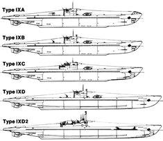 dkm u boat type ix