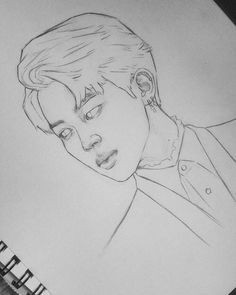 V Drawing Bts Easy 1252 Best A Bts Drawingsa Images In 2019 Draw Bts Boys Drawing