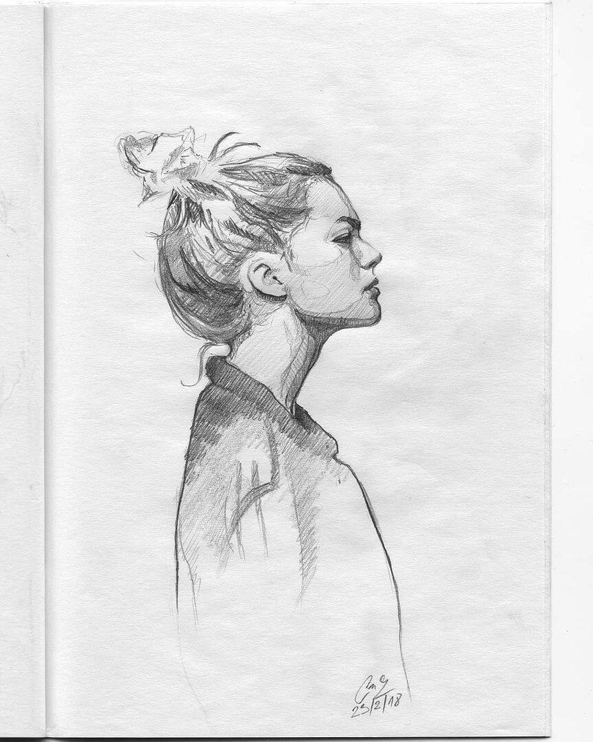 portrait sketches pencil portrait art sketches pencil drawing tutorials pencil drawings