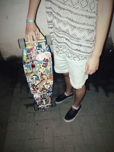 longboard tomboy tomboy fashion lesbian lesbian fashion queer me night nightlife vans