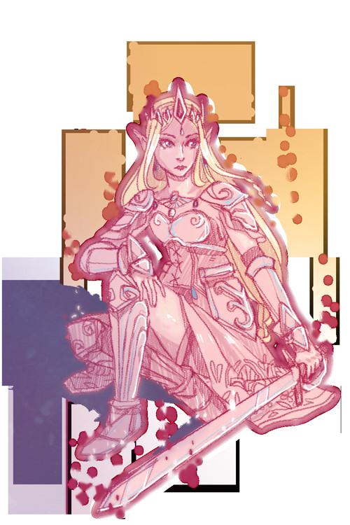 zelda hyrule warriors by coco