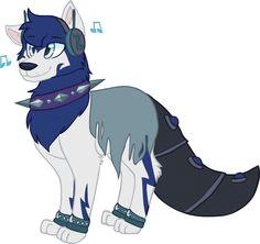 co snowflake strongwolf animal jam drawingsanimal