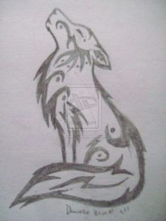 wolf drawings howling standards of western art skin art loading project does seeing celtic