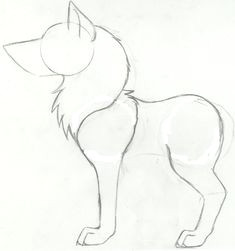 how to draw a wolf step 5 by sonea delunaxx drawing techniques drawing tips