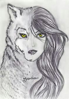 teenage girl drawing teenage drawings anime wolf drawing animal drawings cool drawings