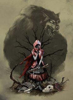 browse popular all time deviantart werewolveslittle red ridding hoodred riding hood wolfwerewolf
