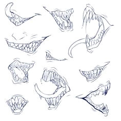 a lot of teeth free to use