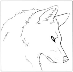 Wolf Drawing Template 184 Best Clip Art Wolf Etc Images In 2019 Drawings Paintings Wolves