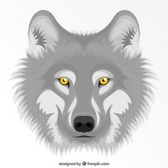 yellow eyes backgrounds free scroll saw line art gray wolf vector free tbs masks wolf