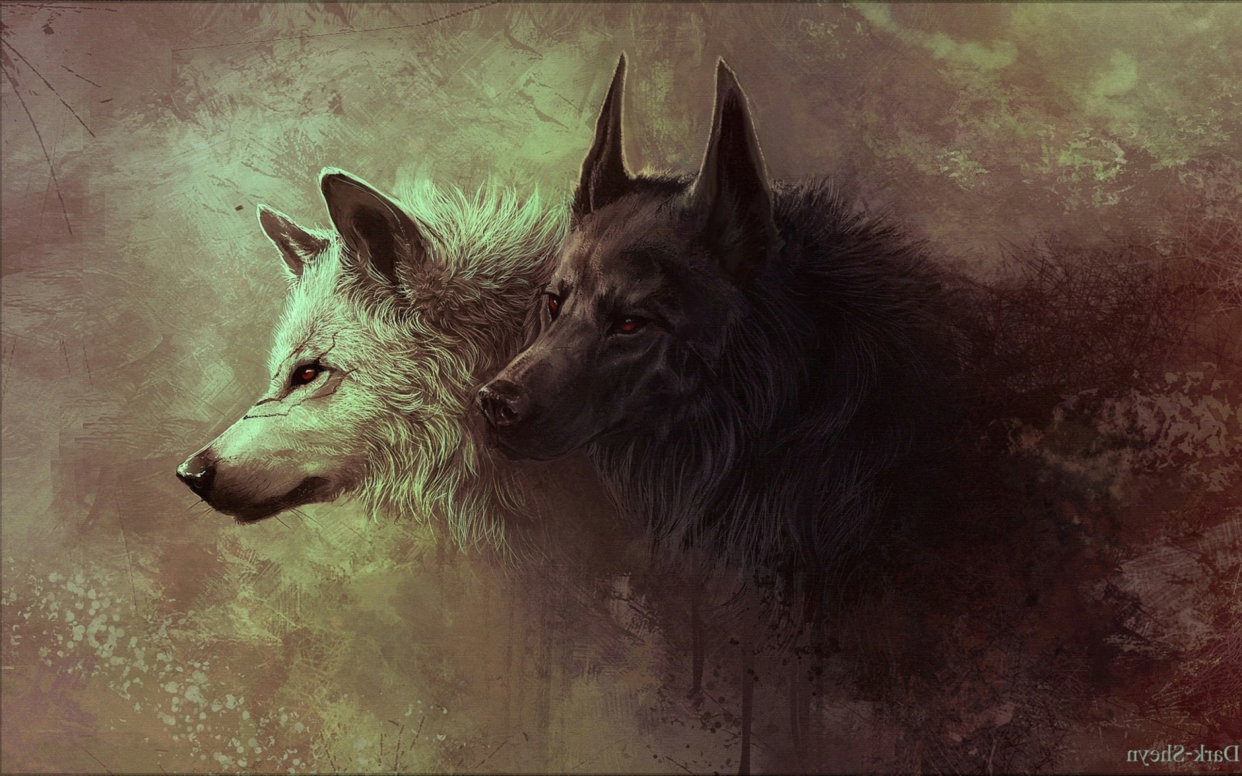 0 640x1136 wolf wallpapers 2560x1600 wolf art hd artist 4k wallpapers images backgrounds photos