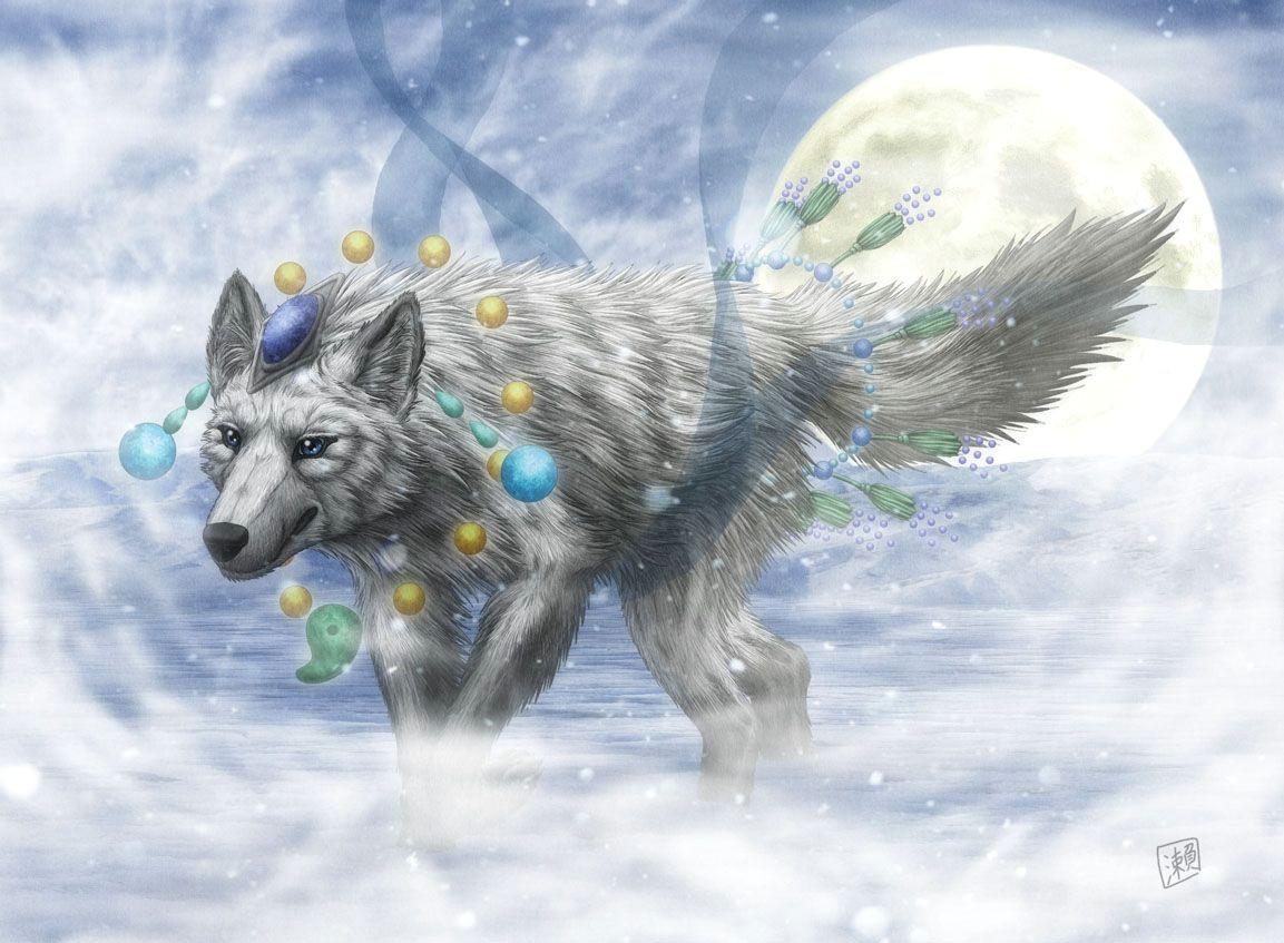 white wolf by sheltiewolf deviantart com on deviantart
