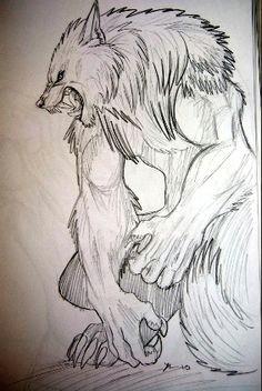 sweet werewolf drawing werewolf tattoo werewolf art werewolf drawings vampires and werewolves