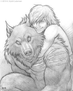 zane and dante by kyoht on deviantart kirsten skipper a werewolf drawings