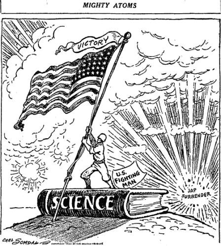 friday images political cartoons atoms world war ii world war two