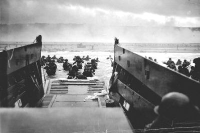invasion of normandy landing