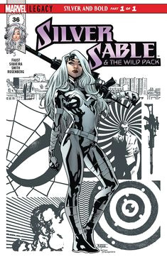 https comicstore marvel com silver sable and