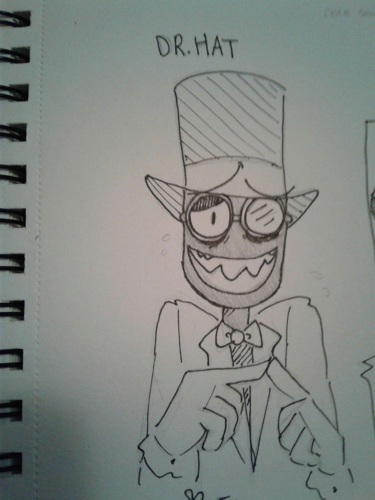 villainous black hat x flug tumblr