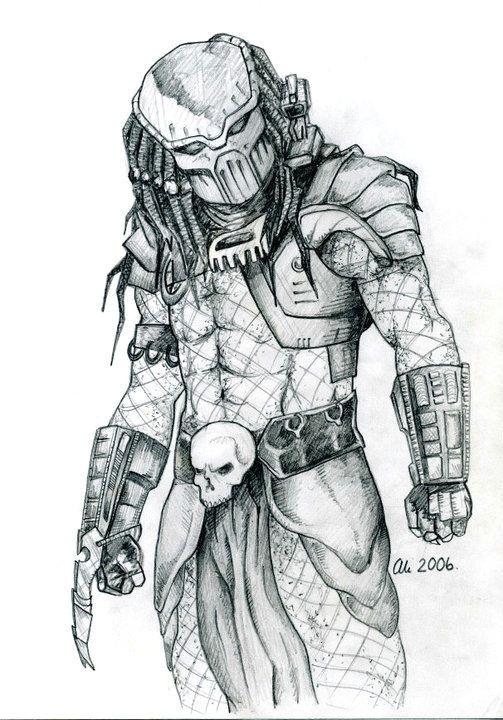 my pencil drawing 2006