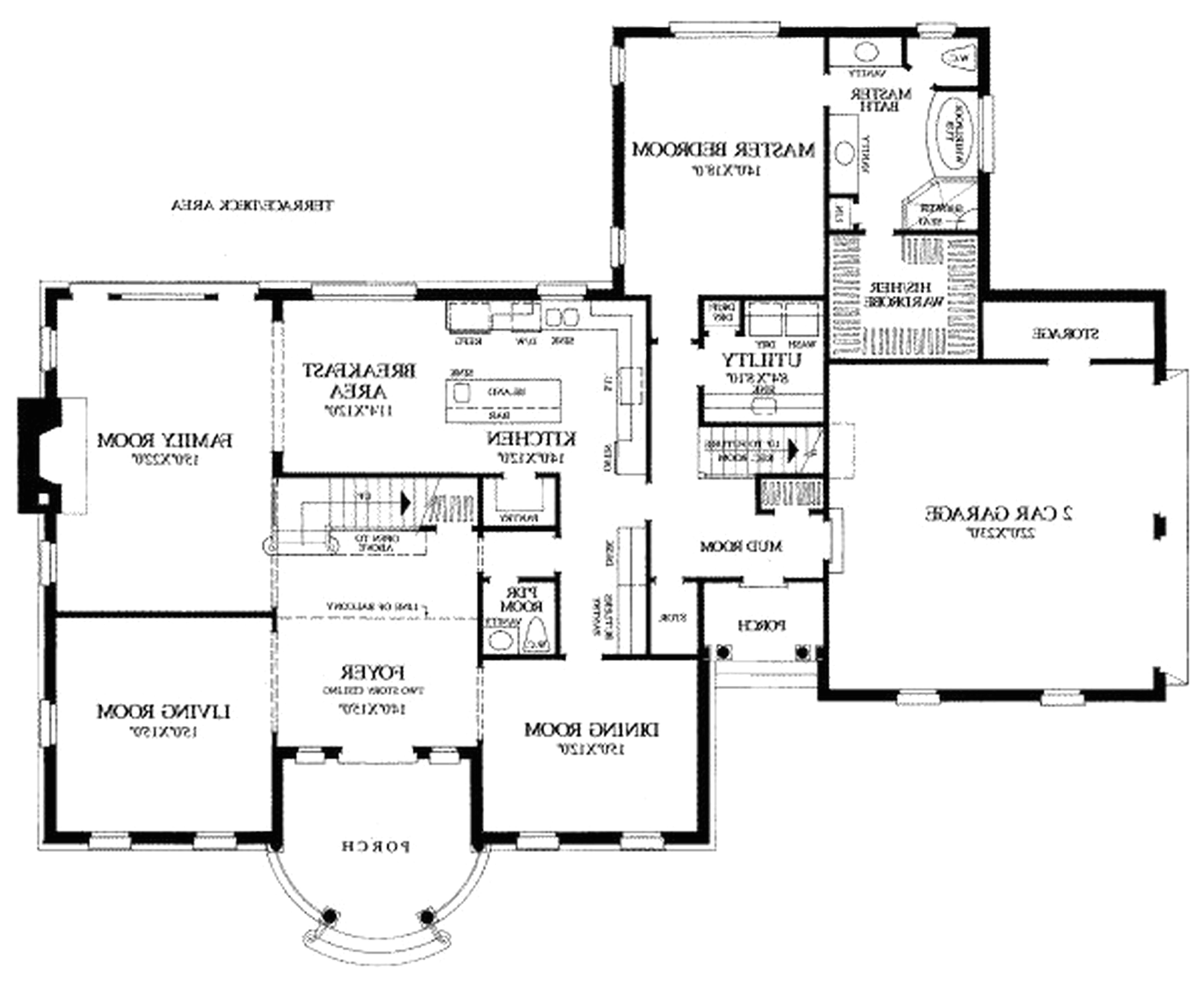open floor plans with loft open floor plan beautiful design plan 0d
