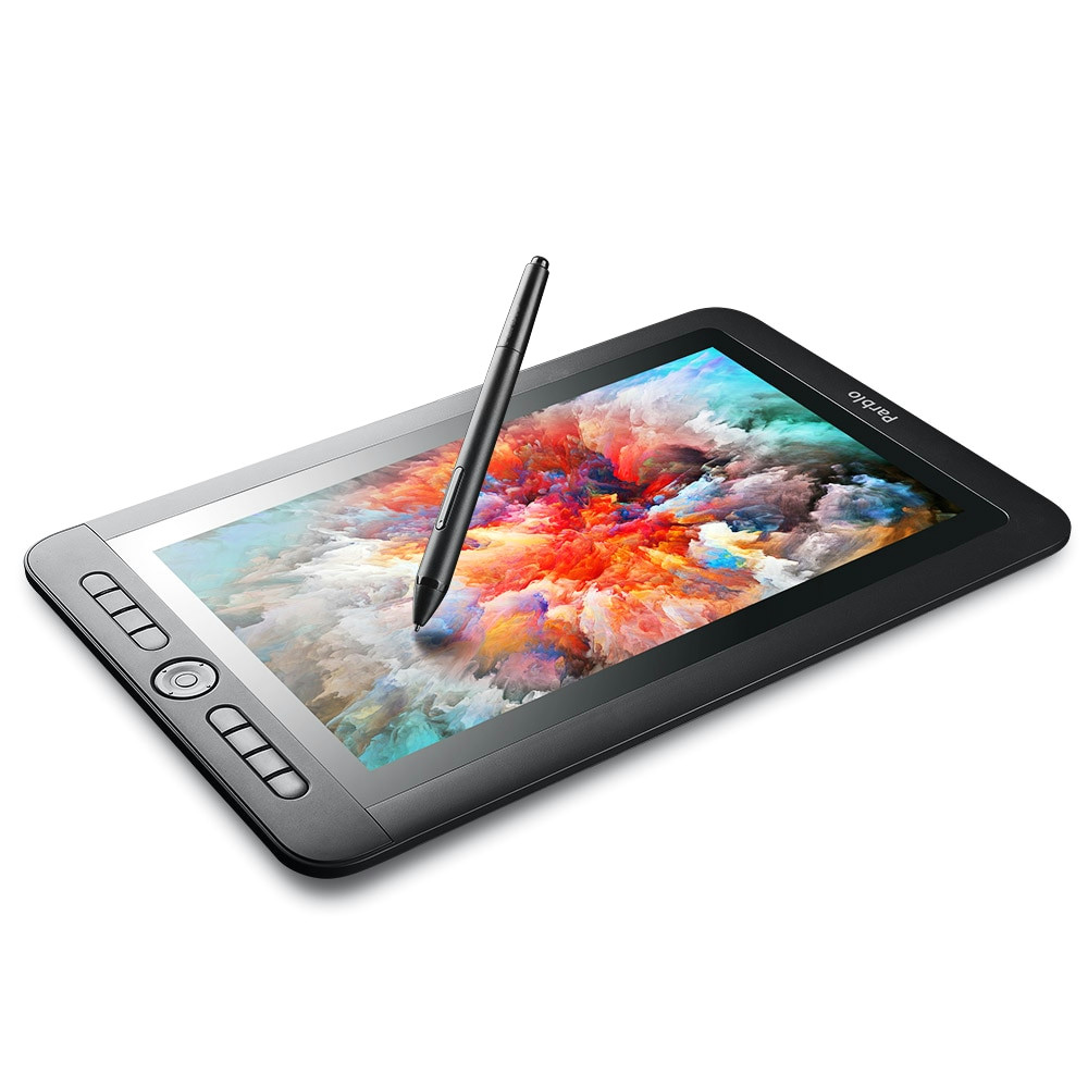 parblo coast13 graphic tablet drawing tablet graphic monitor animation digital 1920 x 1080hd ips with 8 jpg
