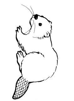 83ab20e281f66963854604eec8466fc6 woodland animals beavers jpg
