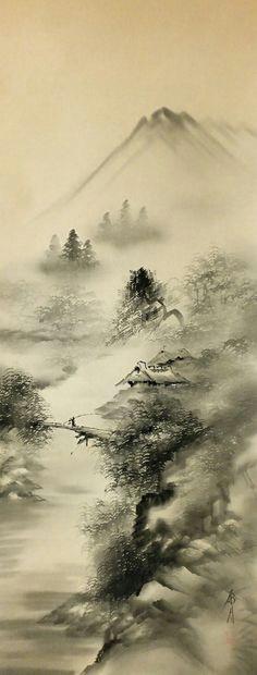 0df628f3777fae8b346d009893bf23e7 japanese ink painting ink paintings jpg