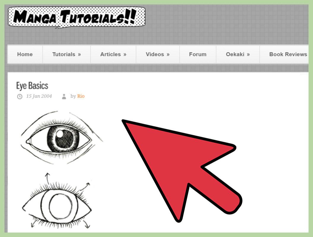 draw manga on a computer step 5 jpg